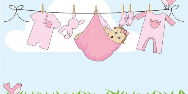 banquetes para baby shower